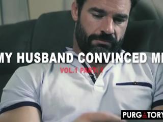 PURGATORYX My Husband Convinced Me Vol 1 Part 1