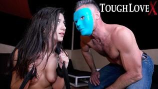 TOUGHLOVEX Karl Toughlove tries taming Natalie Brooks
