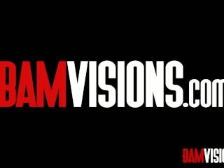 Bamvisions Blonde Anal Slut Haley Reed
