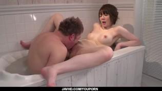 Airi Miyazaki goes wild on cock in bathroom XXX - More at javhd.net