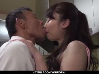 Japanese milf Ryouka Shinoda, serious porn scenes - More at Japanesemamas.com