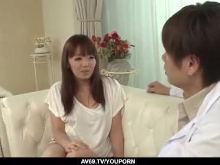 Hina Misaki sucks good and fucks even better - More at 69avs.com