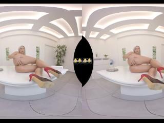 Naughty Nurse Pees In VR