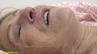 sexy 90 years old granny deep fucked
