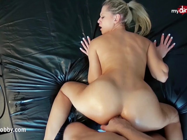 Blonde Milf Glasses Pov