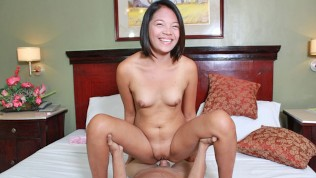 Trike Patrol Patrol XXX  TRIKEPATROL Asian babe GRINDS wet pussy all over big dick