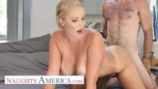 Naughty America - Vanessa Cage Fucks her friends husband