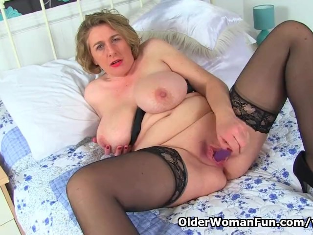 50 Year Old Milf Creampie