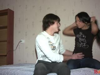 18videoz - Emmy - Teens enjoy daily sex