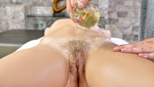 PASSION-HD Petite Tight Pussy Blonde Pounded By Thick Dick