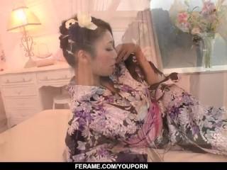 Reiko Kobayakawa group fucked by horny males - More at Slurpjp com