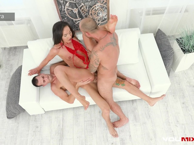 Shemale Double Anal Guy