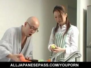 Tomoe Hinatsu and the sex toys - More at hotajp.com