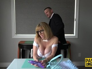 Mature Sara Jay Dominated And Pounded