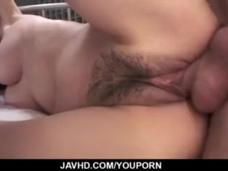 Crazy Asian sex tape with busty brunette, Miina Kanno – Extra at javhd.internet