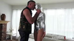 TOUGHLOVEX Khloe Kapri trained on being a proper slut