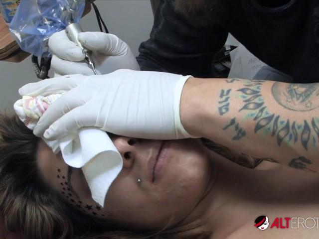 Face Tattoo Porn