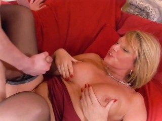 AgedLovE Horny Matures on Nasty Doctor Clinic