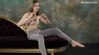 Super Hot Naked Gymnastics With Klara Lookova - Free Porn Videos - YouPorn