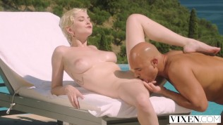 VIXEN Anonymous Sex Is Always Best On Vacation