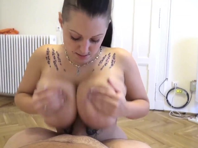 Huge Natural Tits Fingering