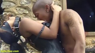 african outdoor fetish fucking