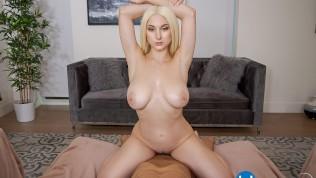 BaDoinkVR Surprise Sex With Curvy Teen Neighbor Skylar Vox