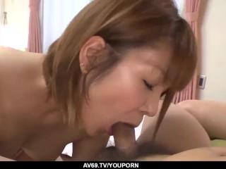 Kaho Kitayama amazes with how tight she is - More at 69avs.com