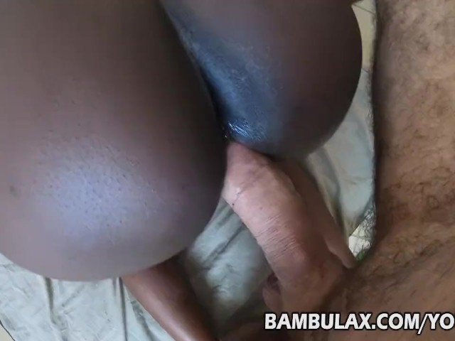 Ebony Bbw Doggystyle Anal