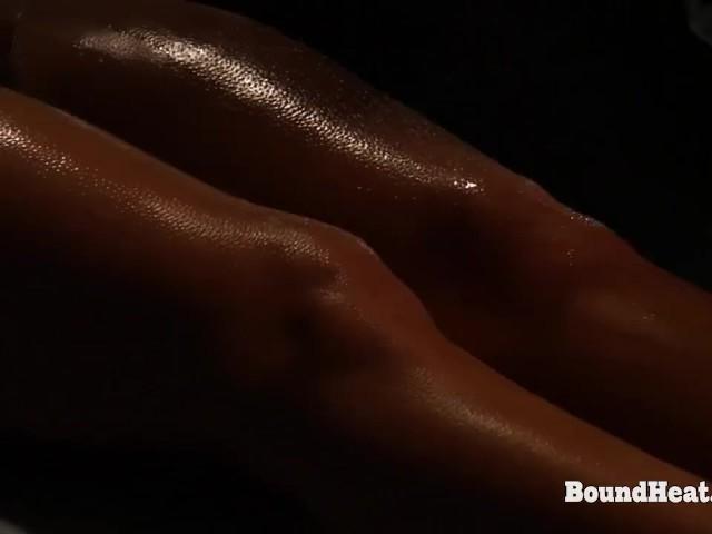 Betrayed Cargo: Sensual Lesbian Slave Enjoys in Oily Massage From Horny Mistress - Free Porn Videos - Cliporno