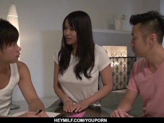 Big/blowjob/saki cocks two japanesemamas com