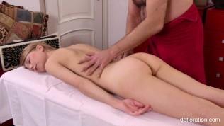 Gwyneth Petrova Hottest Virgin Massage Of All Time