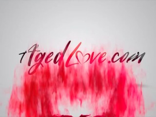 AgedLove group sex with horny mature Pandora