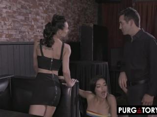 PURGATORYX The Last Straw Vol 1 Part 3 with Aidra Fox and Emily Willis