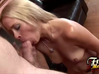 Fucking Payton Leigh Without A Condom