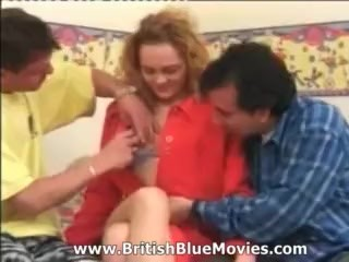 British Retro Anal with Kelly Hearn