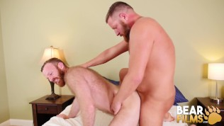 BEARFILMS Cub Ronan Delaney Sucks Cock And Fucks Gay Ginger