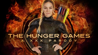 Teen Hottie Katniss Fulfills Her Fuck Fantasy HUNGER GAMES A XXX