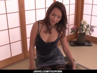 Ray wants the full cock in her Asian pussy - More at javhd.net