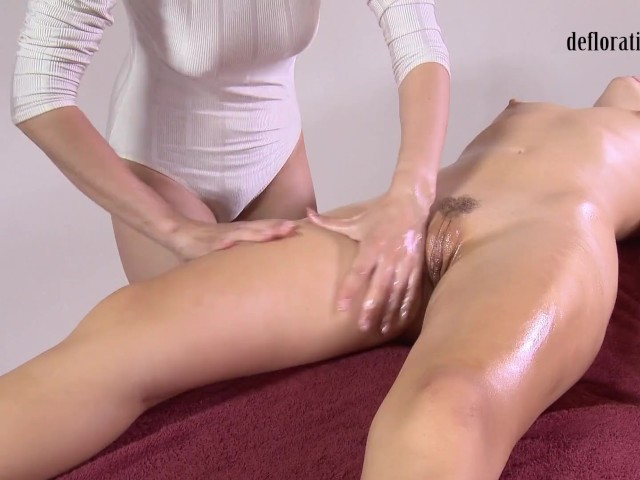 British First Time Anal