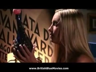 Angel Long and Ron Jeremy - Classic British Porn