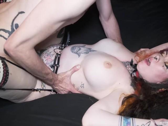 Slut Wife Gangbanged Blacks
