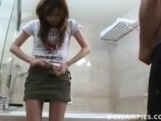 Brunette/more izawa fun shower chinatsu