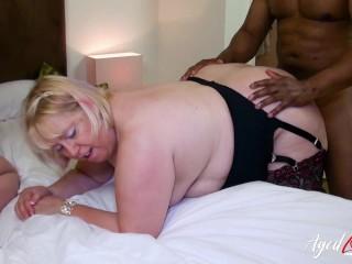 AgedLovE British Matures Orgy Horny Birthday party