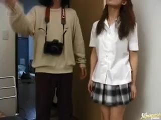 Juri Yamazaki Hot Japanese schoolgirl sex - More at hotajp.com