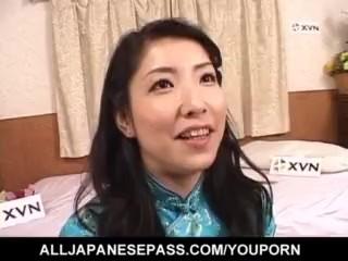 Yuri Amami Amazing Asian MILF - More at hotajp.com