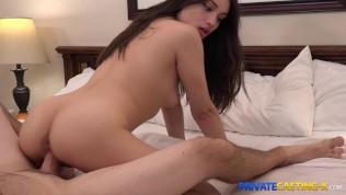 Private Casting X – Liv Wild – Epic fuck with eager brunette