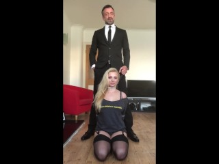 PASCALSSUBSLUTS - Young BBW Estella Bathory Domination Fuck