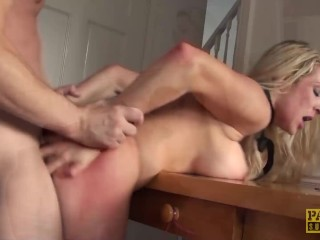 PASCALSSUBSLUTS – Victoria Summers Ruled And Fed Jizz