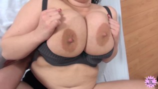 Big Boobed Babe Loves To Make Me Cum